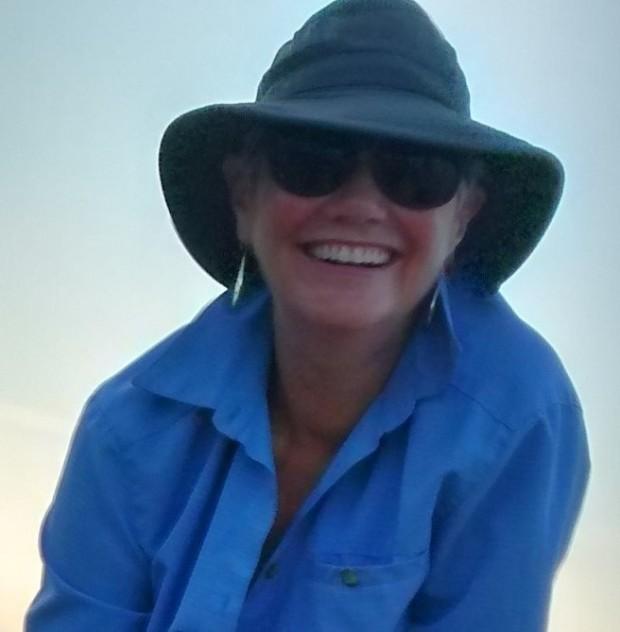 Kathryn Cullen, Communications Director, Blue North Scuba Club